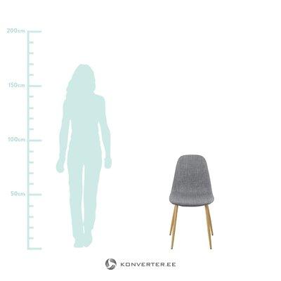 Gray-brown chair (karla)