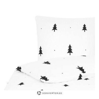 Bed linen set x-mas tree (fovere)