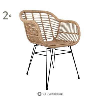 Design garden chair (costa) (healthy, boxed)
