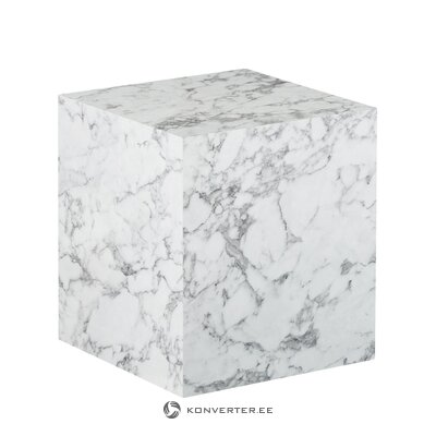 Harmaa-valkoinen sohvapöytä (lesley)