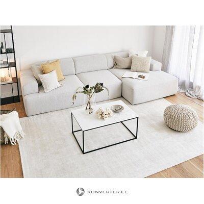 Marmurinis sofos stalas (alys)