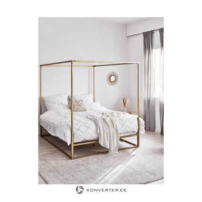 Canopy bed (belle) (box, whole)
