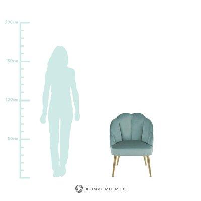 Gray armchair (light)