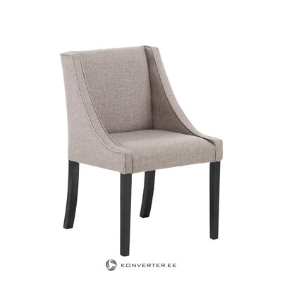Gray armchair (savannah) (hall sample)