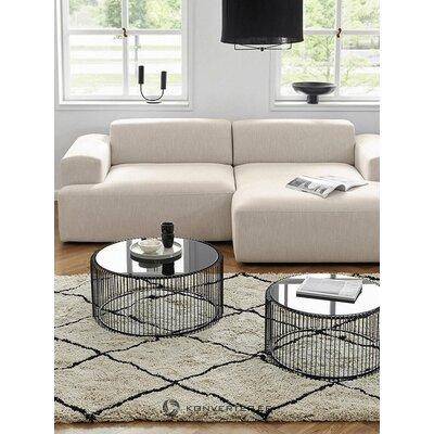 Легкий угловой диван (мелва)