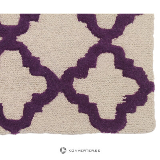 Beige-violetti matto (Jill & Jim)