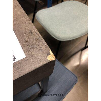 Harmaa-musta sohvapöytä (temahome) (pieniä virheitä salinäyte)