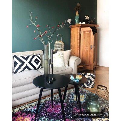 Black coffee table set colette (white labe)