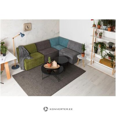 Black coffee table (zuiver)