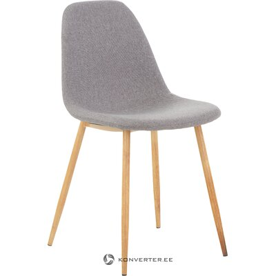 Gray-brown chair wilma (actona)