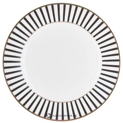 Plate set 4 pcs pluto (dutch rose)