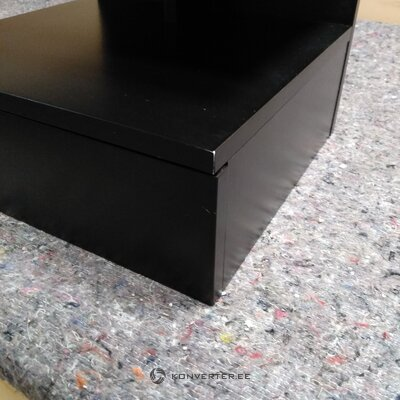 Wall-mounted bedside table with drawer ashlan (actona)