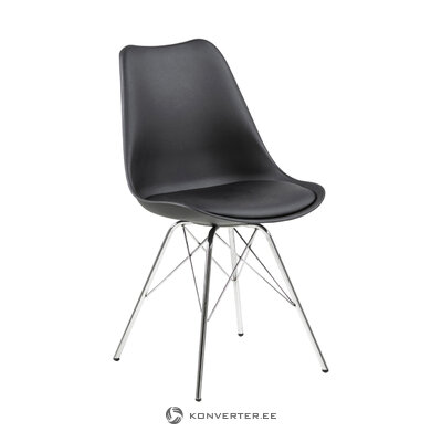 Melns krēsls eris (actona) (viss, zāles paraugs)