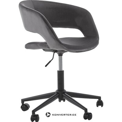 Gray-black office chair (actona) (with flaws, hall sample)