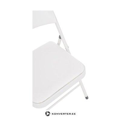 Beige ontaitettava tuoli (bizzotto) (salinäyte)