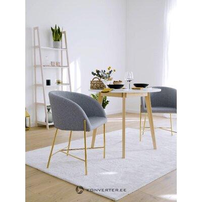 Gray-golden chair nelson (interstil dänemark)