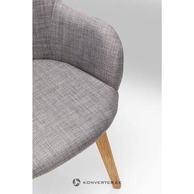 Серо-коричневый стул леди (примерный дизайн) (здоровый образец)