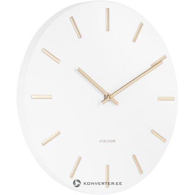 Wall clock charm (karlsson)