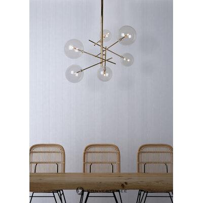 Стеклянный потолочный светильник (lucide)