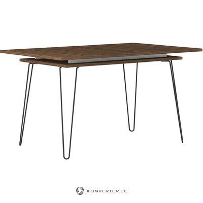 Дизайнерский обеденный стол aero (temahome)