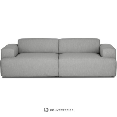 Pilka modulinė sofa (melva)
