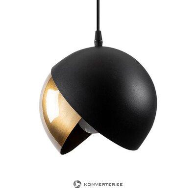 Черно-золотой подвесной светильник berceste (asir)