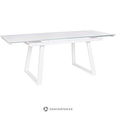 Стол обеденный раздвижной barney (bizzotto)