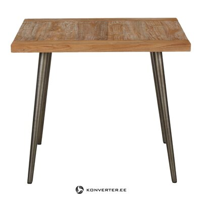 Solid wood dining table (dutchbone) (hall sample, strong bugs)