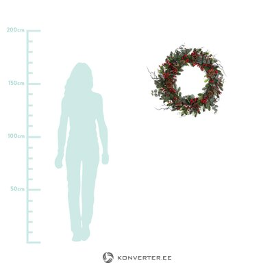 Рождественский венок (адди)