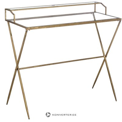 Glass console table (ixia)