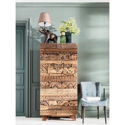 Design -pöytävalaisin norsu (karkea muotoilu)