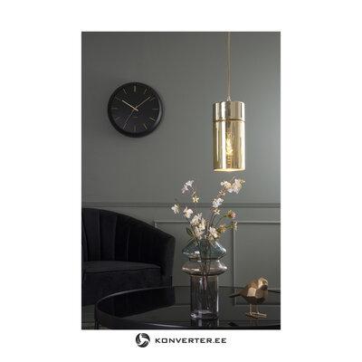 Золотой подвесной светильник (лейтмотив)