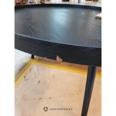 Black coffee table (woood)