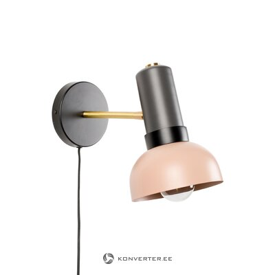 Sienas lampa Čārlijs (Zuiver)