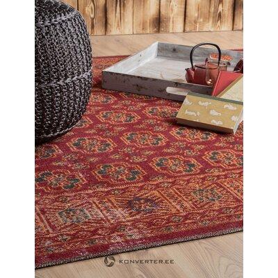 Punainen kuvioitu matto (pakkomielle)