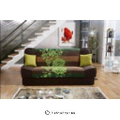 Roheline-Pruun Diivanvoodi (Jas)