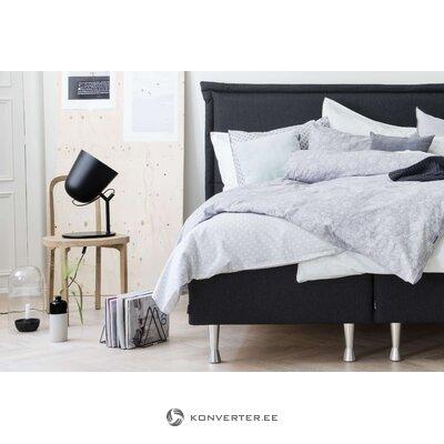 Матрас-кровать с темно-серым каркасом ultra (familon)