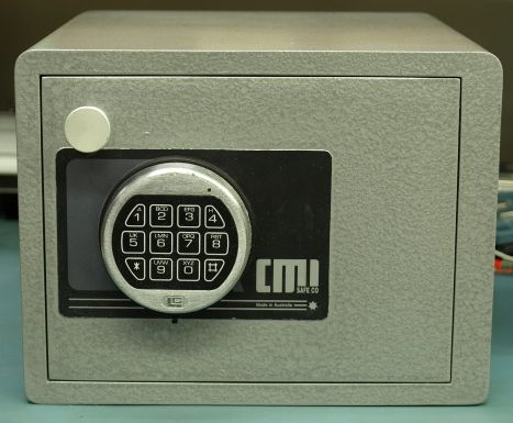 removal of a safe